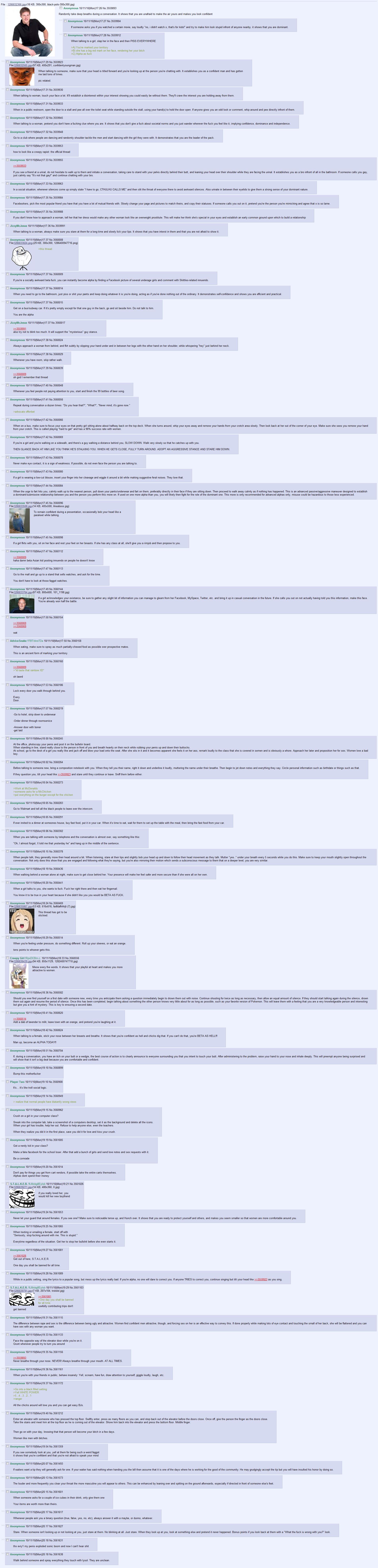 4chan Alpha Males