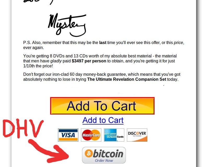 Bitcoin PUA